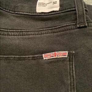 NWOT HUDSON Super Skinny Ankle Jeans, size 32